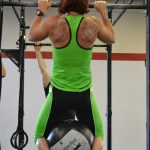weighted mb pull-up